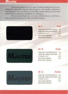 Master Cool Series Sample #1